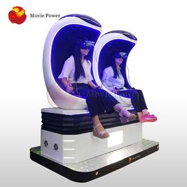 Taman Hiburan Bioskop 9D VR / Virtual Reality Game Interactive 9d Egg Chair